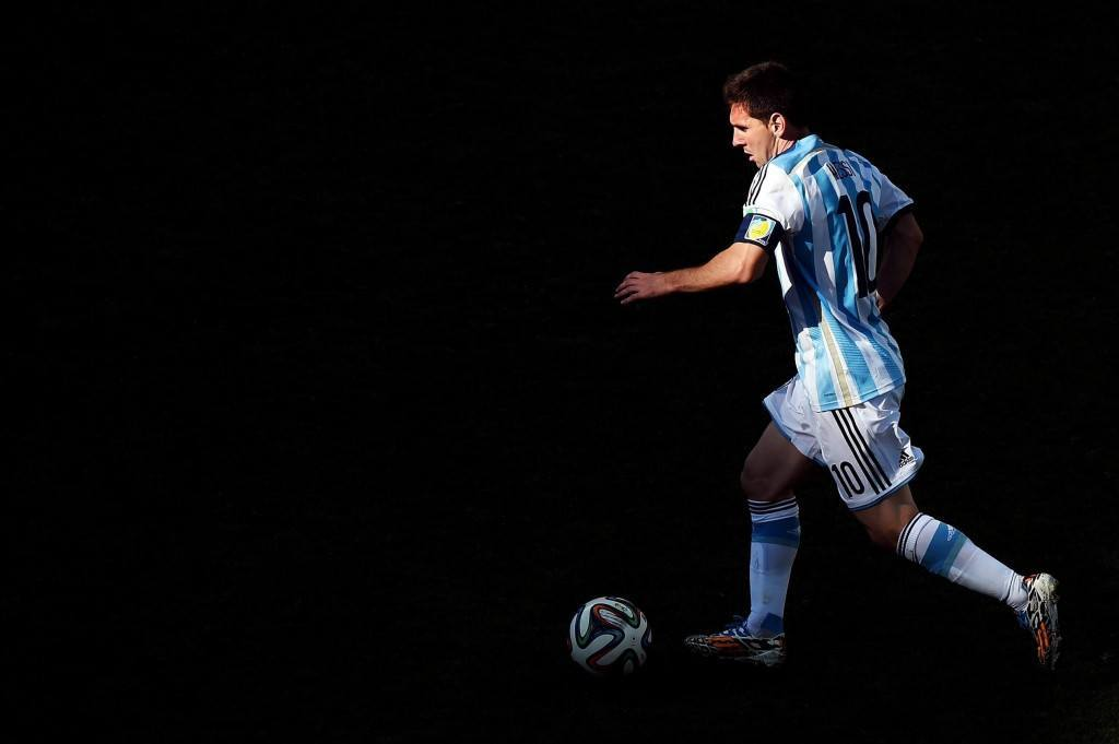 Lionel Messi on ottanut kokonaisen kansakunnan toiveet harteilleen. (Getty)