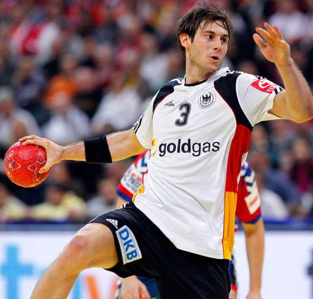 Uwe  Gensheimer on Saksan tämän hetken kirkkain käsipallotähti.