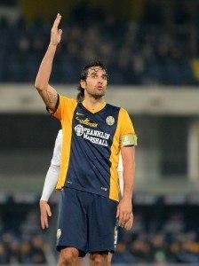 Luca Toni on edelleen numero uno. (Getty)