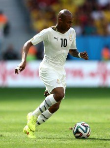 Andre Ayew. KUVA: Getty Images