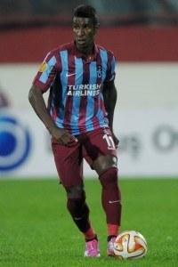 AC Milanissa pari kautta pelannut Kévin Constant edustaa nykyisin Trabzonsporia. KUVA: Getty Images