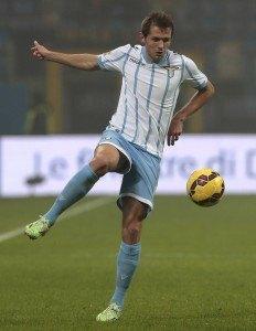 Senad Lulic on ikuisesti Lazion kannattajien sydämissä. (Getty)