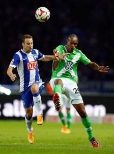 Naldo on ollut yksi koko kauden parhaista pelaajista Bundesliigassa. (Getty)
