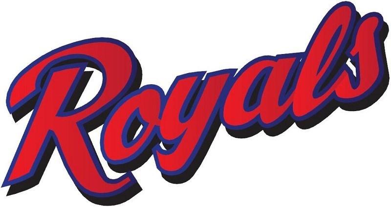 Royals logo teksti