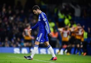 Chelsea kaipaa lisää tehoja Fabregasilta. Kuva: getty