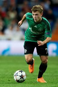 Max Meyer saattaa olla Schalken valttikortti Real Madridia vastaan. KUVA: Getty Images