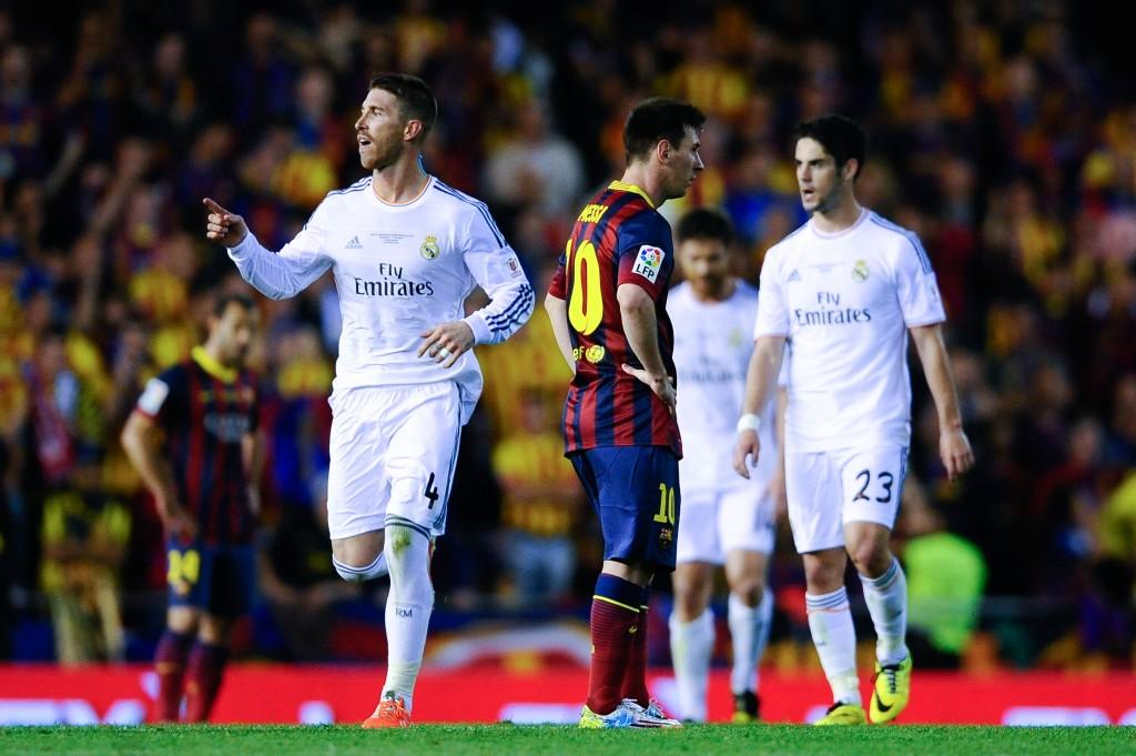 Sergion paluu tositoimiin on elintärkeää Realin puolustukselle ja myös erikoistilanteille (Getty)