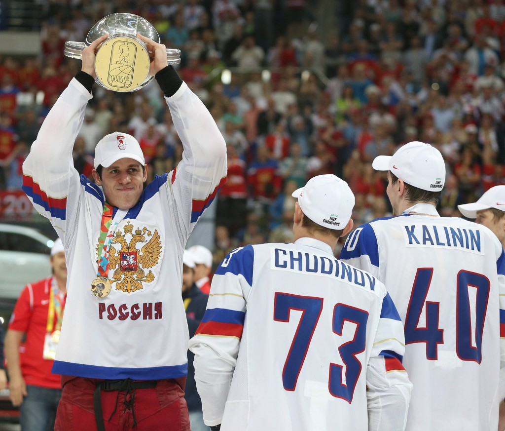 Venäjä sai taalajäiltä jälleen superluokan apua Malkinin muodossa (AOP)