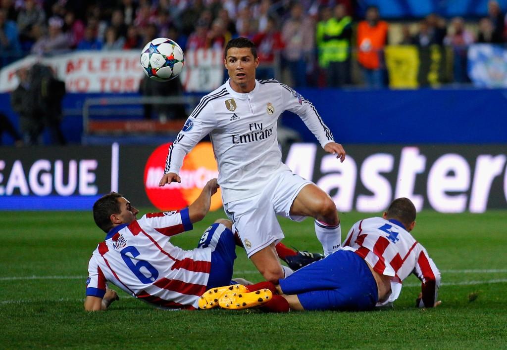 Saako Ronaldo tilaa? (Getty)