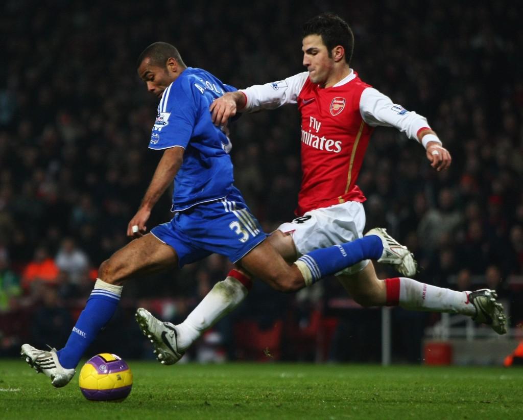 Fabregas palaa Emiratesille. Kuva: Getty