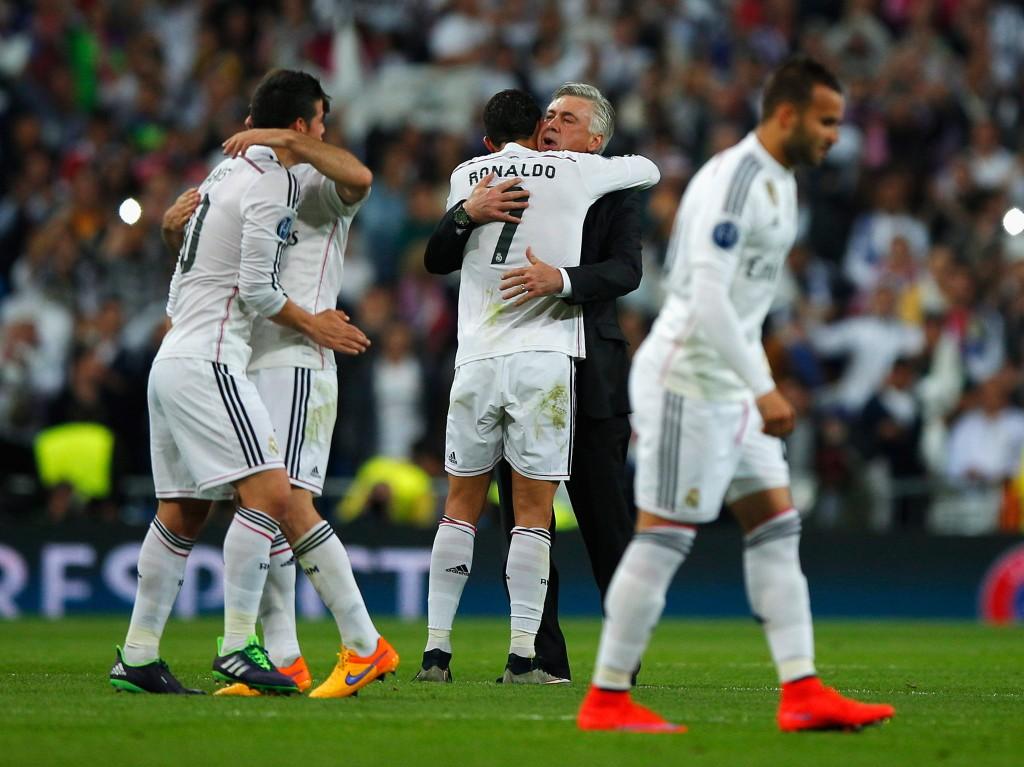 Nähdäänkö Ancelottin jäähyväiset kauden päätyttyä? (Getty)