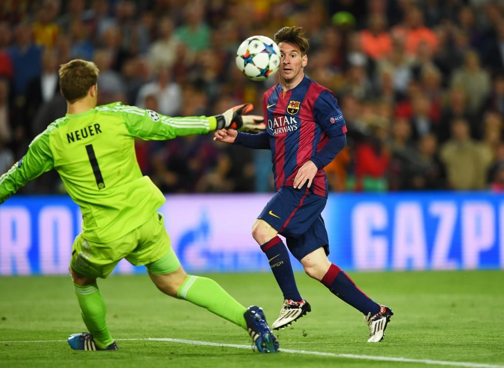 Millä pelipäällä Messi on tällä kertaa? (Getty)