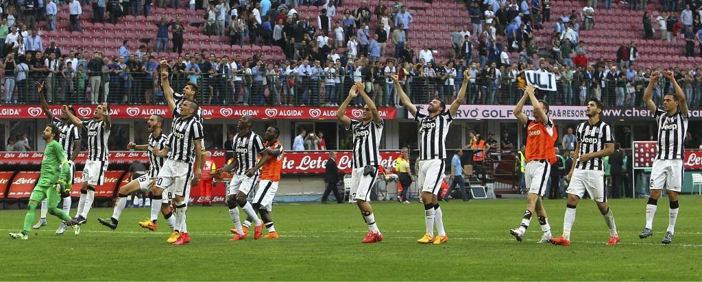 Juventus on saanut keskittyä rauhassa kauden huipentaviin finaaleihin (Getty)