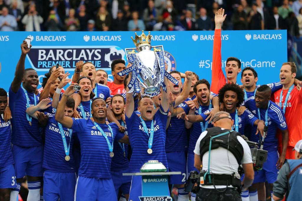 Näihin tunnelmiin päättyi Chelsean viime kausi. Kuva: AOP