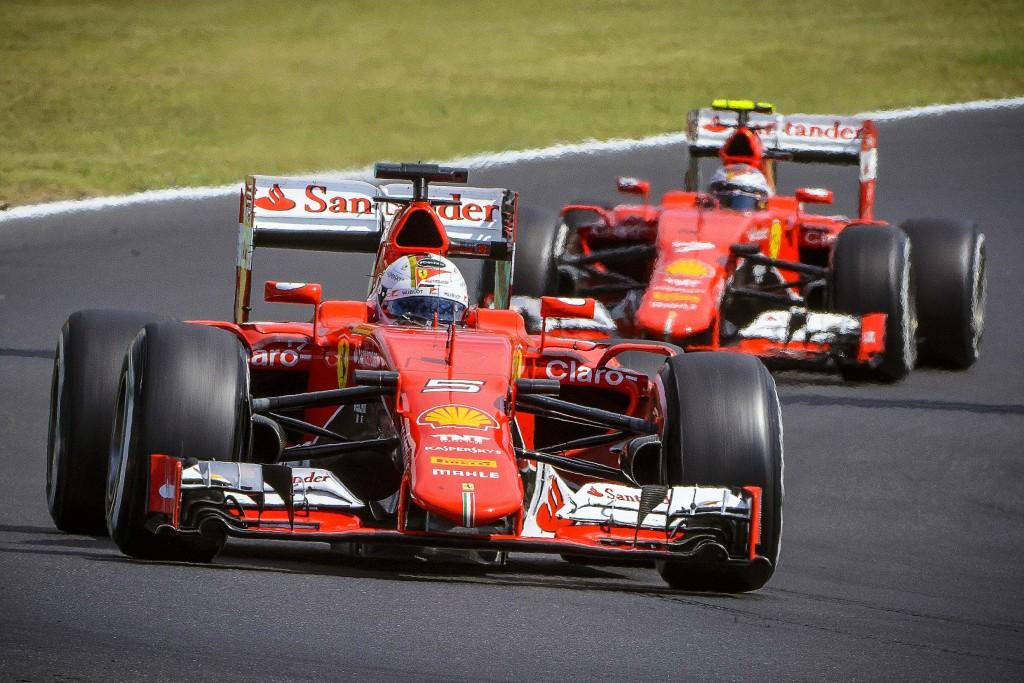 Formula 1 Kisat