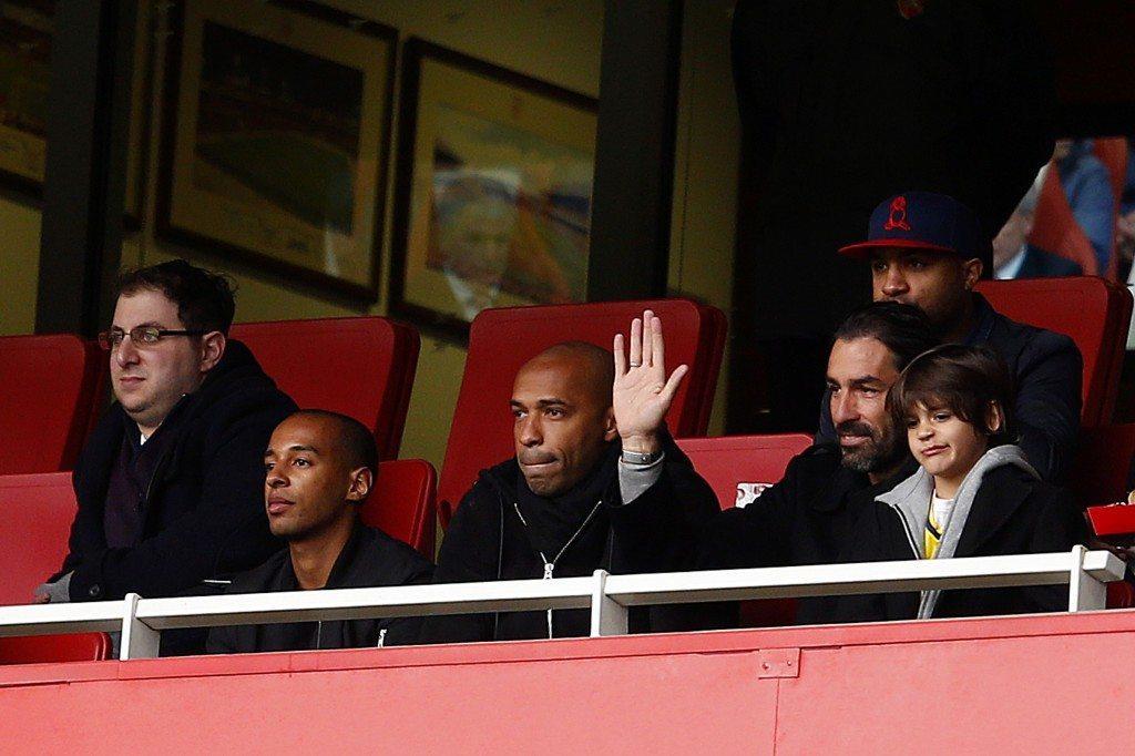 Thierry Henry on arvostellut Arsenalin hyökkäystä. Kuva: Getty