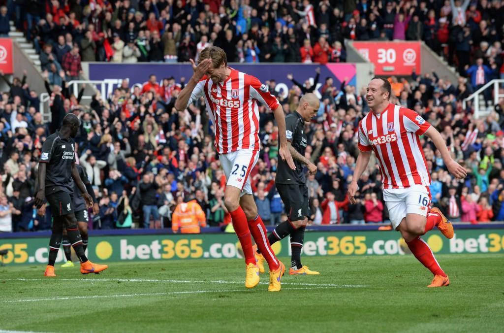 Murskaako Stoke jälleen Liverpoolin? Kuva: Getty