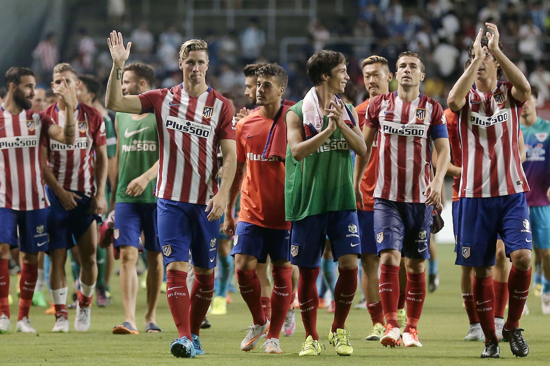 Atlético Madrid Pelaajat