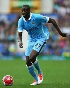 Yaya is back! Kuva: Getty