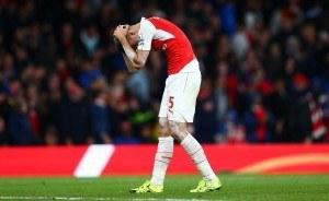 Tilastot ovat Arsenalin puolella, mutta tulos puuttuu. Kuva: Getty