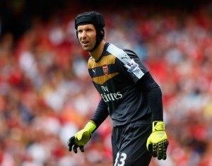 Muoti-ikoni Cech oli Wengerin ainoa kesähankinta. Kuva: Getty
