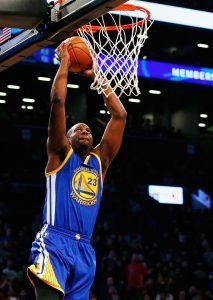 NBA:n viime kevään mestari Draymond Green pääsee Torontossa ensimmäistä kertaa tähdistöotteluun.