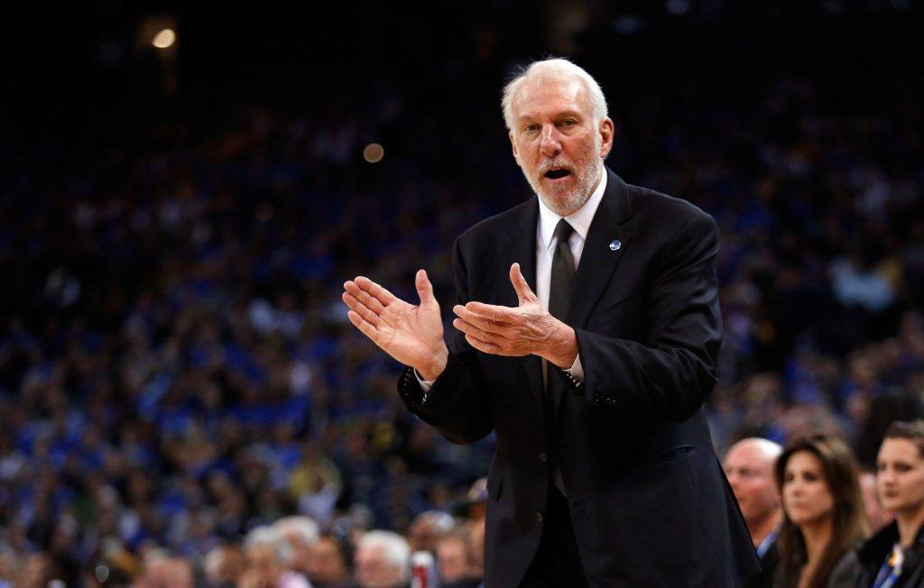 NBA:n tähdistöottelun valmentajistossa kohtaa kokemus ja kokemattomuus. Gregg Popovich on valmentanut Spursia 5 mestaruuteen 20 vuoden aikana.