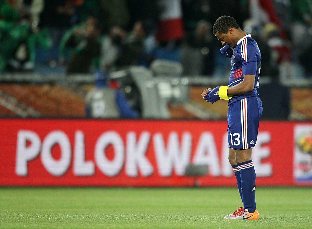 Evran kipparoiman Ranskan MM-kisoista tuli täysi farssi kuusi vuotta sitten. Kuva: Getty
