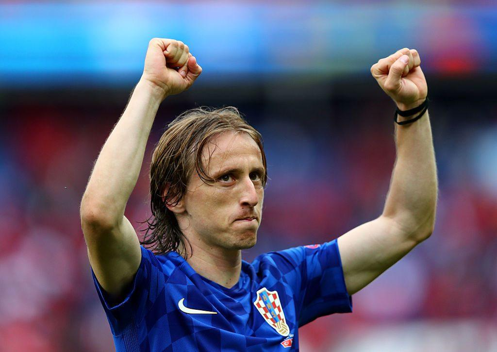 Luka Modric on yksi Dinamo Zagrebista ulkomaille siirtyneistä pelaajista. (Getty)