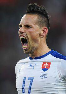 Marek Hamsik on ollut lupa tuuletella kesän EM-kisoissa.