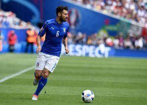 Antonio Candrevan loukkaantuminen on iso takaisku Italialle. (getty)