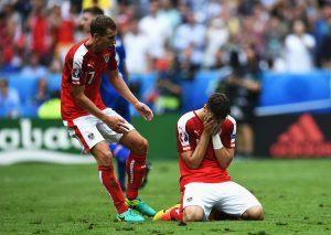 Itävallan Dragovicin turnaus oli kaikkea muuta kuin onnistunut. (Getty)