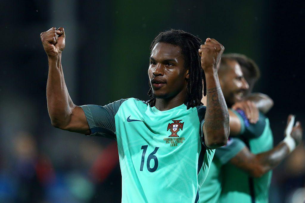 Renato Sanchesista maksettu siirtokorvaus oli Portugalin pääsarjan suurin portugalilaisesta pelaajasta maksettu summa. Kuva: Getty