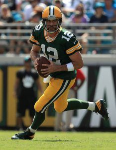 Aaron Rodgers (Getty)