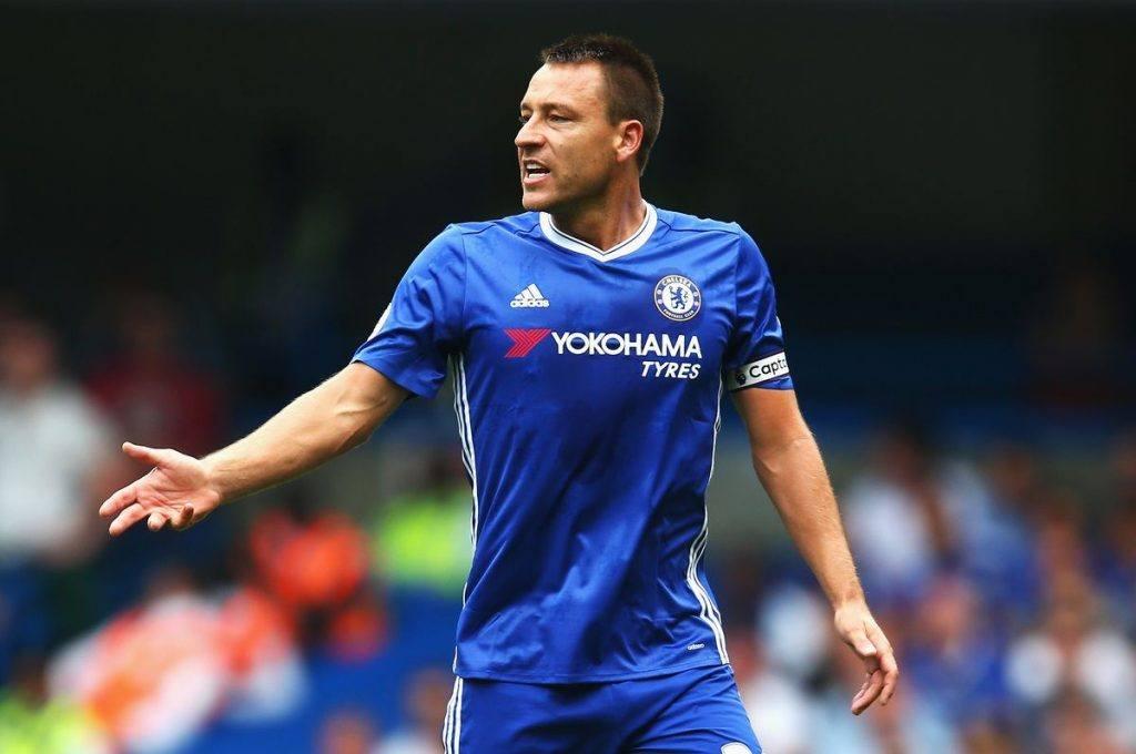 Chelsea-ikoni John Terry on seuran oma kasvatti. Kuva: Getty