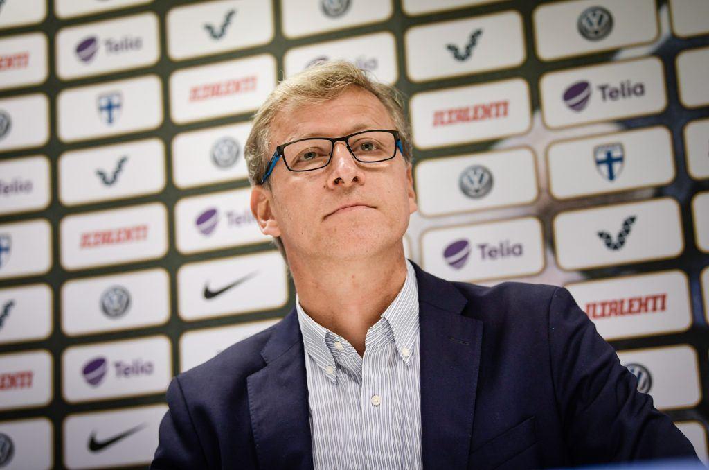 Kommentti: Markku Kanerva onnistui ensimmäisessä tehtävässään erinomaisesti | MM-futis ...